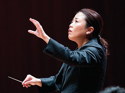 三ツ橋敬子の指揮者教室Ⅴ ~オーケストラと音楽をつくろう~ | ふじの ...